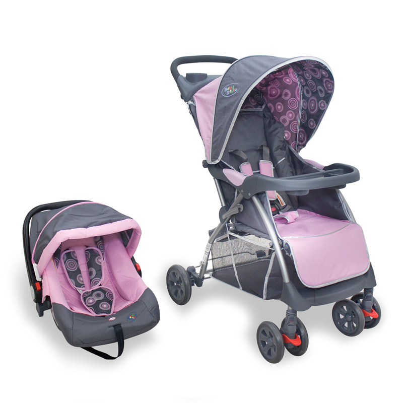 travel system smart rosa 1