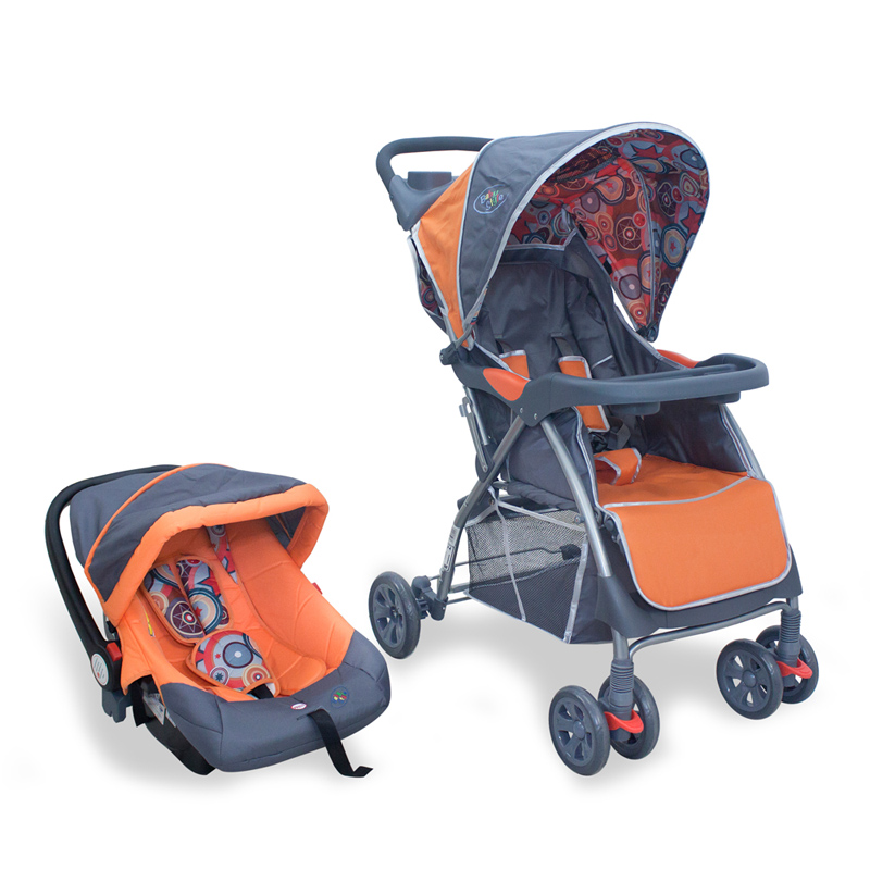 travel system smart laranja 1