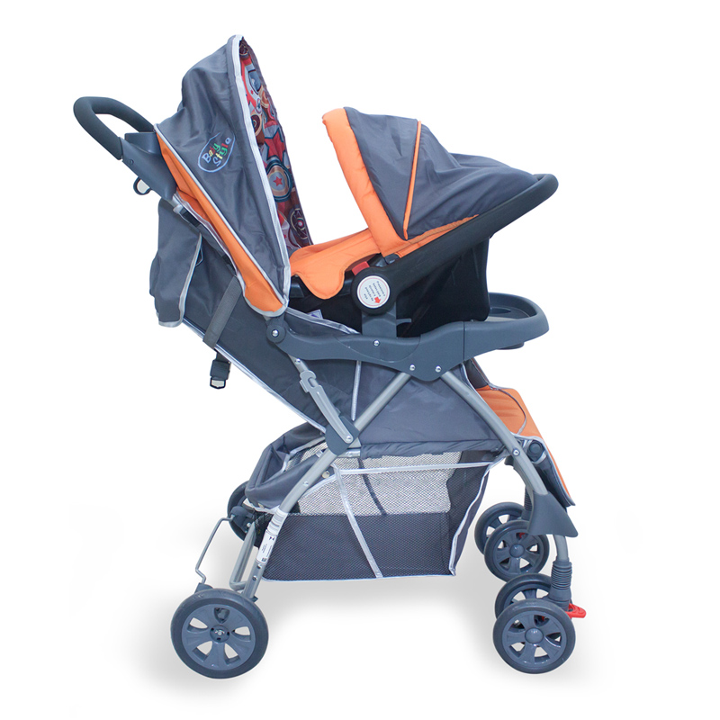 travel system smart laranja 3