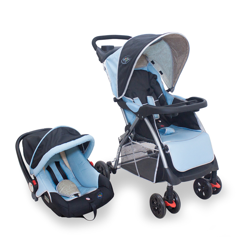 travel system smart azul 1
