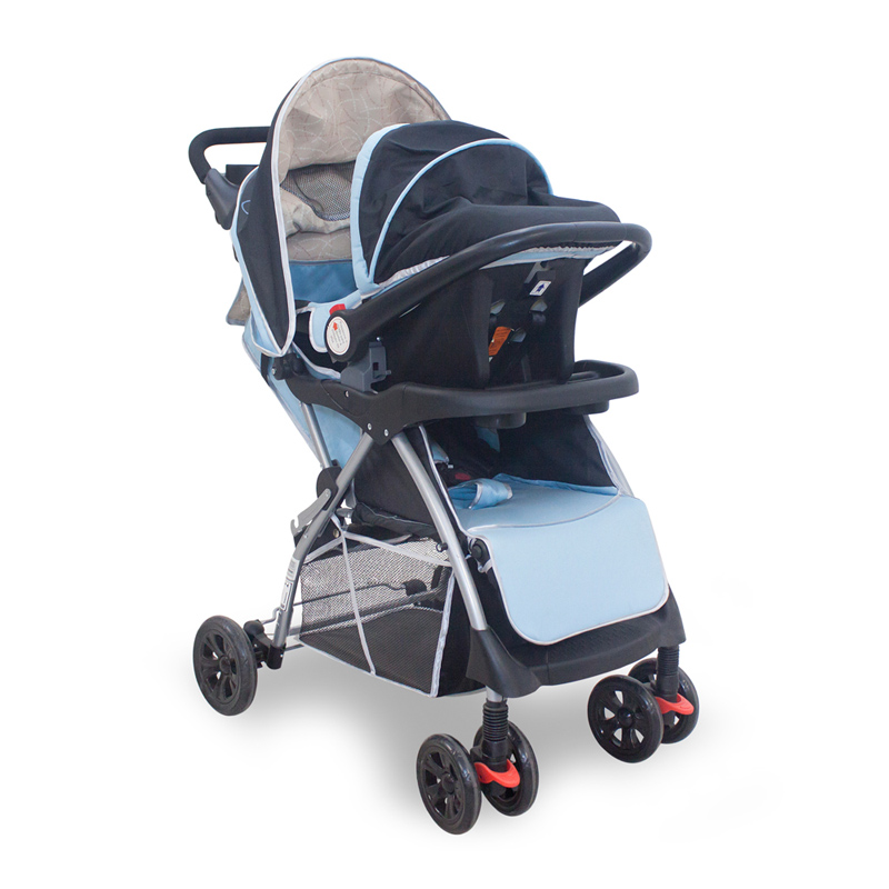 travel system smart azul 2